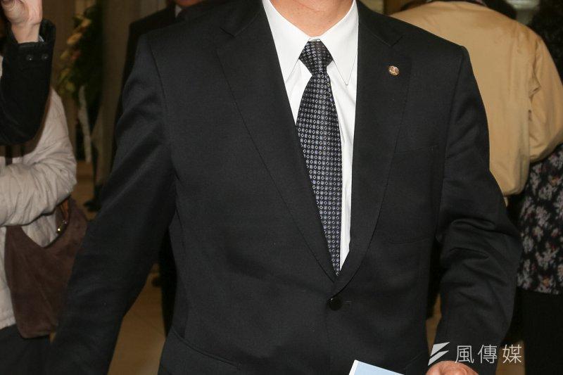 台南市長賴清德,因拒不進議會,遭公懲會記申誡。(資料照,余志偉攝)