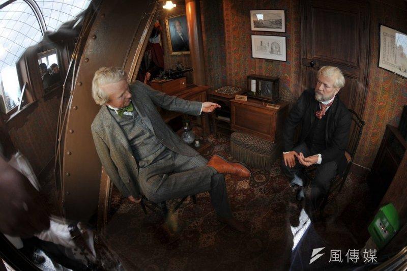 著名發明家愛迪生也是經常造訪的常客(圖/Serge Melki)