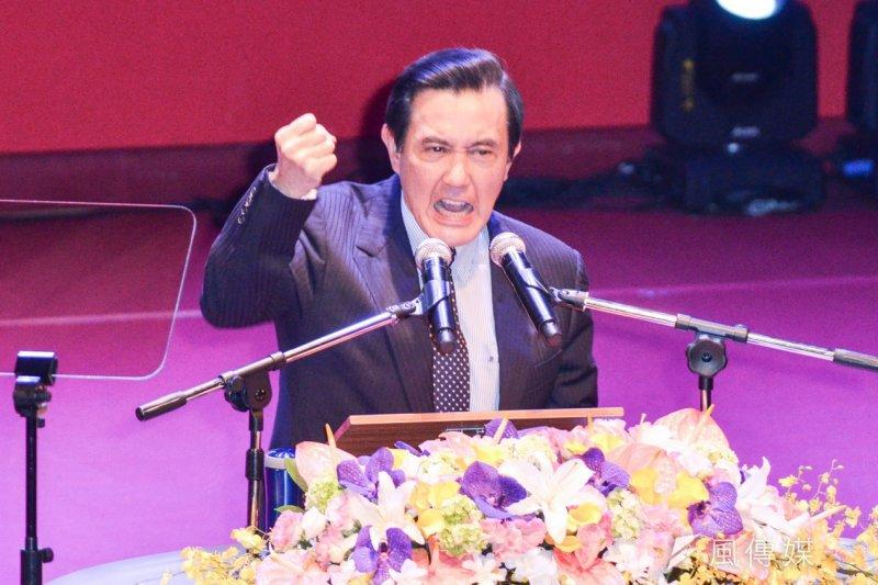選擇曾舉行辜汪會談的新加坡進行歷史性的「馬習會」,完成馬英九任內「歷史定位」的最重要一塊拼圖。(資料照,陳明仁攝)