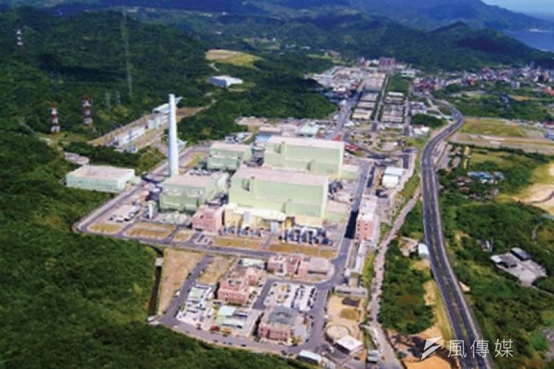 台灣應照抄德國能源政策走上廢核嗎?圖為核四廠(取自行政院)