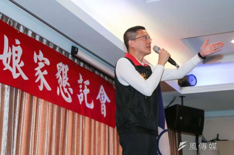 國民黨前立委孫大千11日在臉書上表示,國民黨現在可說是,外有強敵壓境,內有亂起蕭牆。(資料照,陳明仁攝)