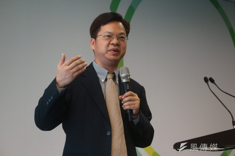 主推亞洲矽谷方案的國發會副主委龔明鑫保守表示,營造新創環境新舊政府都盡了一份力,感謝管中閔任內的努力,前朝沒做的、現在新政府會繼續努力。(資料照,蔡耀徵攝)