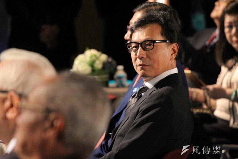 富邦集團董事長蔡明忠今(21)日表示核電注定走不下去,天然氣將成為台灣電力的出路。(資料照,葉信菉攝)