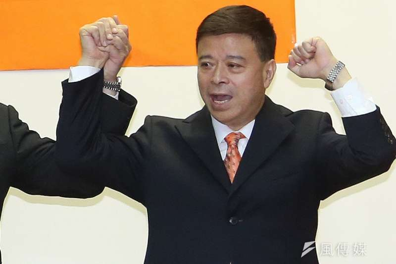 劉文雄打算鎖定郝龍斌,以馬郝時代的北市府的爭議案件展開選戰攻勢。(資料照,吳逸驊攝)