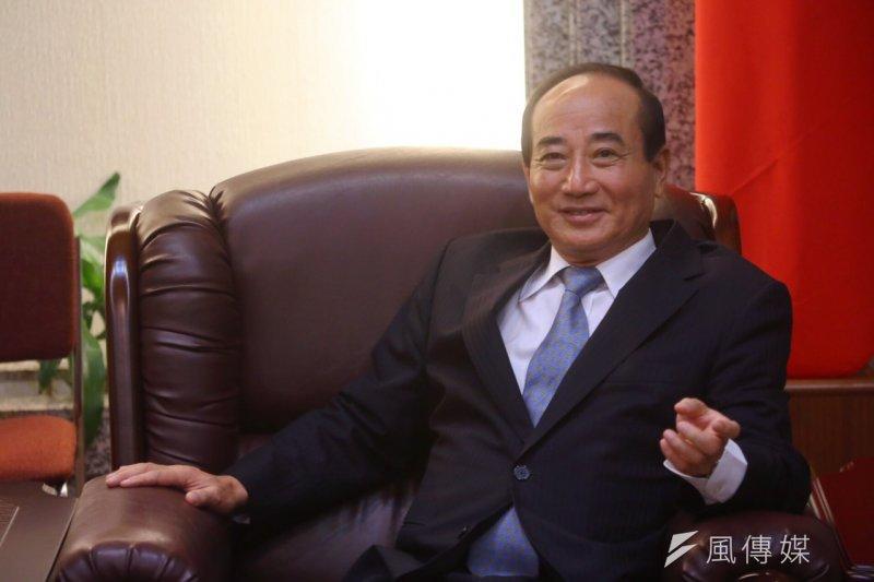 馬習會即將開始,行政院4日向立法院長王金平報告。(蔡耀徵攝)