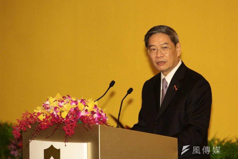 大陸國台辦主任張志軍在中國兩會期間受訪時表示,「台獨走到盡頭就是統一」。(顏麟宇攝)