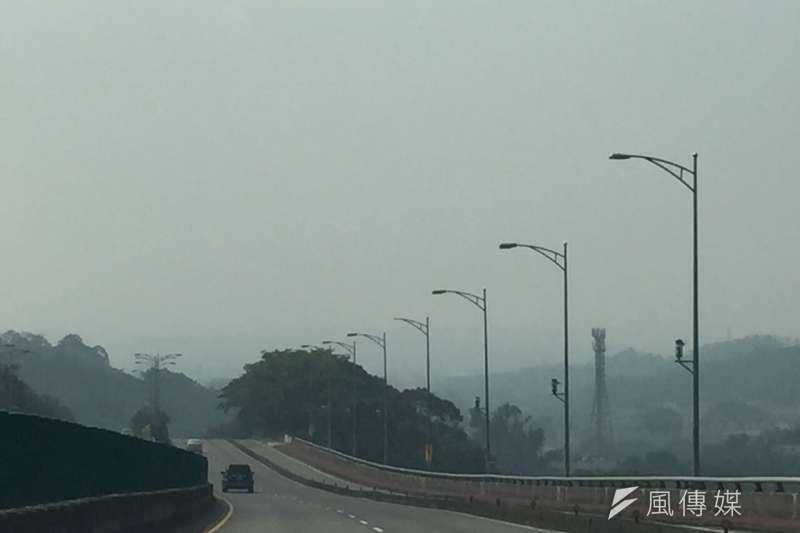 又到空污季節,環保署將採取一系列措施。(攝影‧賴建信)