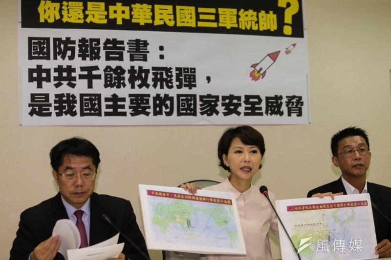 民進黨團反對要求馬英九總統赴立法院就馬習會提出國情報告。(陳明仁攝)