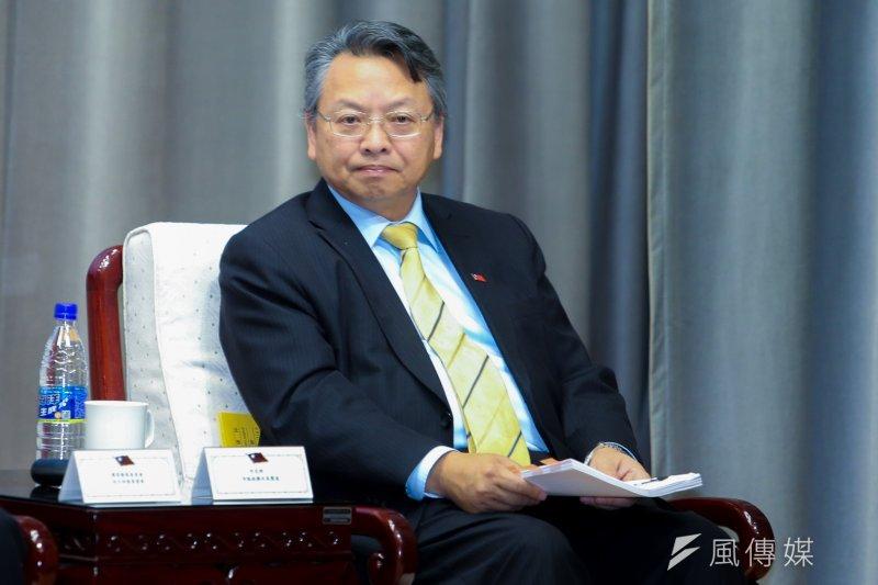 外交部政務次長令狐榮達表示,我國與TPP創始會員國紐西蘭及新加坡已於102年分別簽署高標準的《台紐經濟合作協定(ANZTEC)》及《台星經濟夥伴協定(ASTEP)》,已足以展現台灣具備參與TPP高標準談判的能力。(資料照,陳明仁攝)