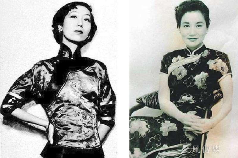 張愛玲是張小燕的表姨媽。