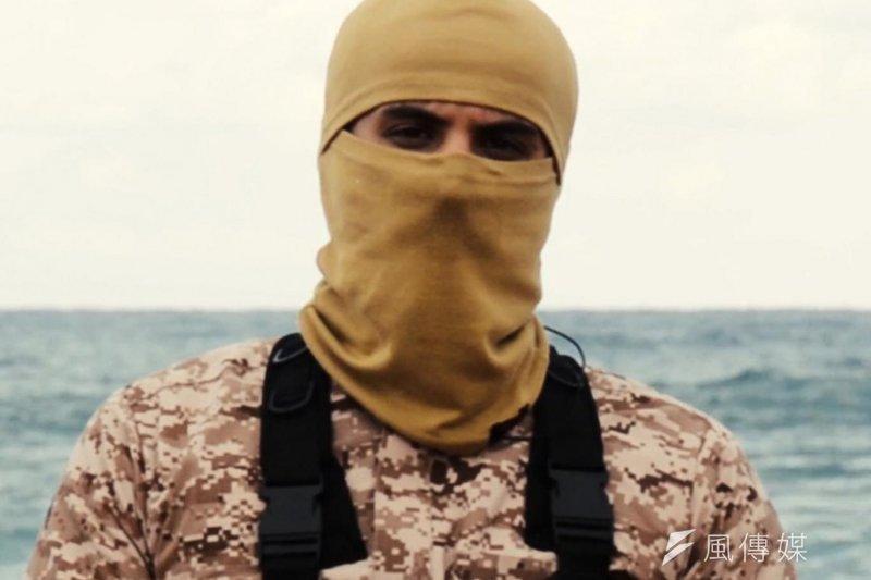 IS利比亞首腦納比爾(取自網路)