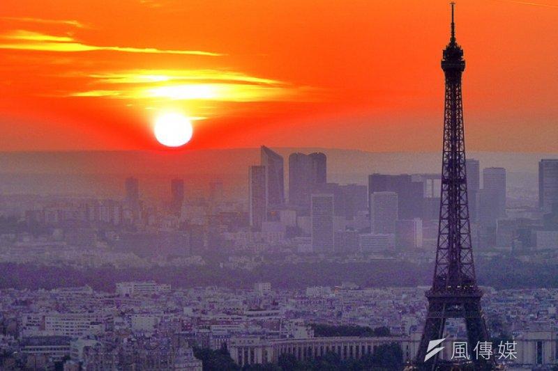 2015巴黎氣候峰會。(取自UNFCCC網站)