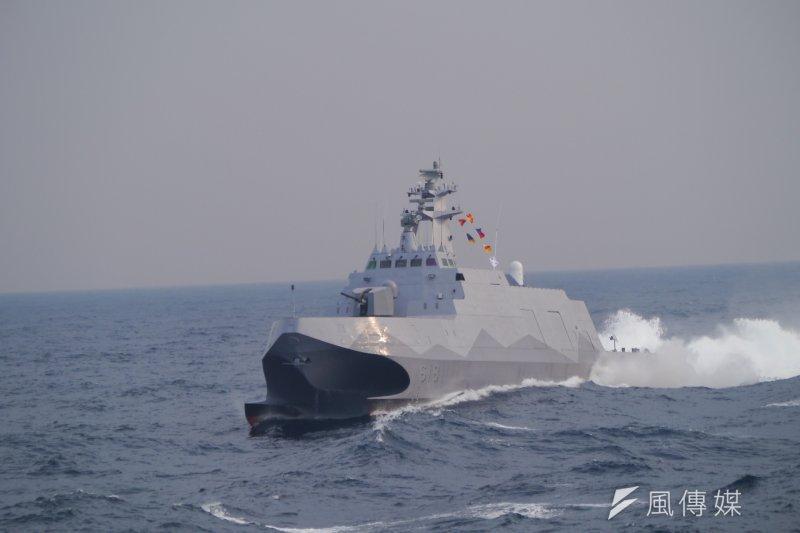 沱江艦原規劃在2017年量產,但因震動問題尚未解決,恐影響原訂期程。(資料照,朱明攝)