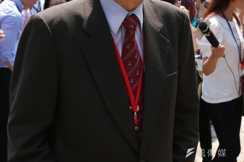 在2011年、胡為真擔任國安會秘書長任內,兩岸首度執行換俘的秘密談判,但最終仍破局。(資料照,余志偉攝)