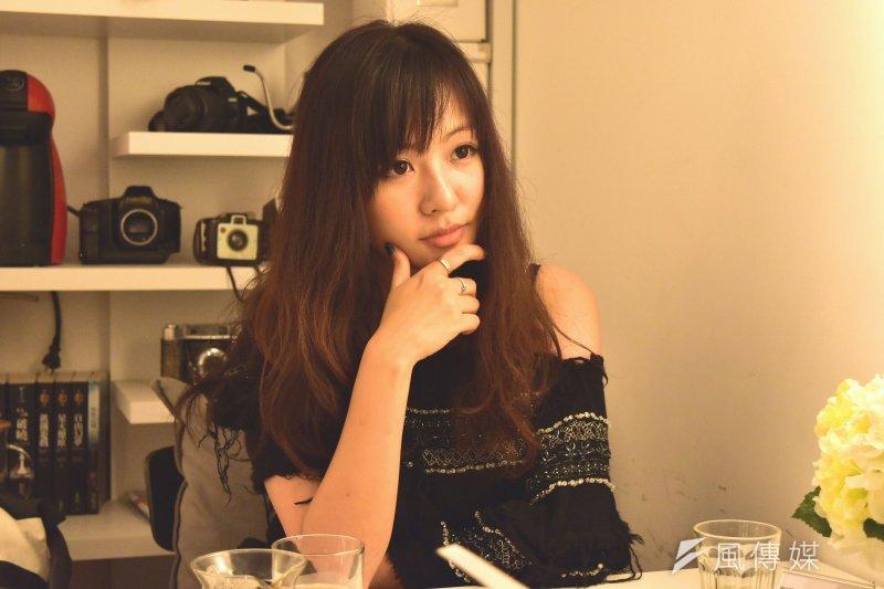 她的微博擁有超過70萬粉絲,每一張照片都有說不完的故事(涂亞庭攝影)