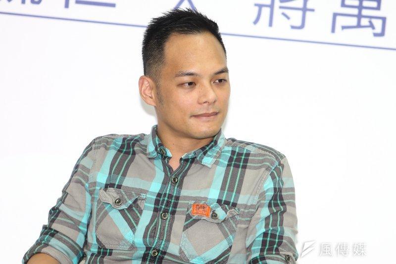 AppWorks之初創投創始合夥人林之晨強調,台灣應該要意識到行動網路逐漸邊緣化的事實。(資料照片,陳明仁攝)