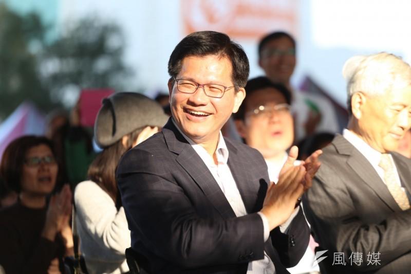 朝野協商破裂,台中市長林佳龍提出的預算遭到擱置。(資料照片,丁志寬攝)