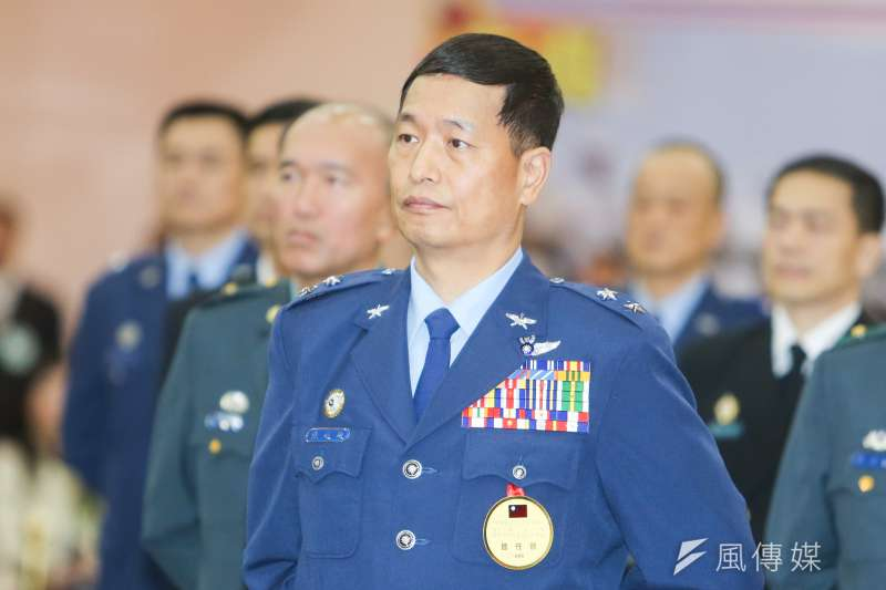 退役空軍副司令張延廷(見圖)認為,這次軍包機被返航,是中國在做測試,先簡單的對軍包機動手,下次就對軍機、軍包船、軍租船動手。(資料照,陳明仁攝)