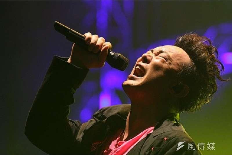 第55屆金馬獎頒獎典禮,香港實方派歌手陳奕迅將出席擔任演唱人。(資料照,取自官方臉書)