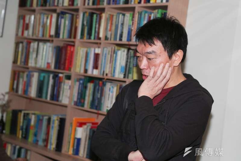 終助蔡英文入主總統府的文宣大將林錦昌,早已表明不再任公職,將安排至中華文化總會(國家文化總會),任秘書長職務。(資料照,余志偉攝)