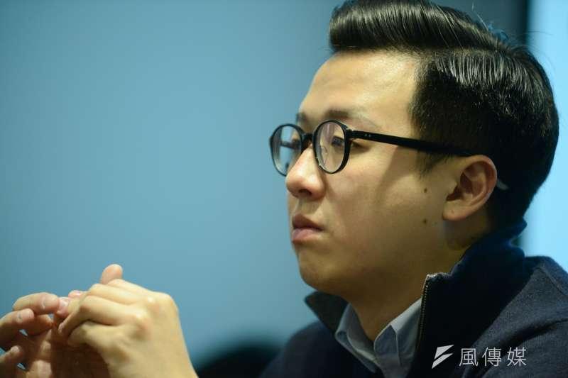 草協聯盟發起人李正皓被國民黨開除黨籍,痛批現在的「國瑜黨」解決不了問題,就解決提出問題的人。(資料照,林俊耀攝)