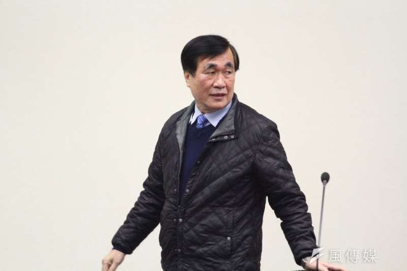高雄市長當選人韓國瑜今天晚上證實,他的小內閣第二位副市長現任新北市副市長李四川。(資料照,曾原信攝)