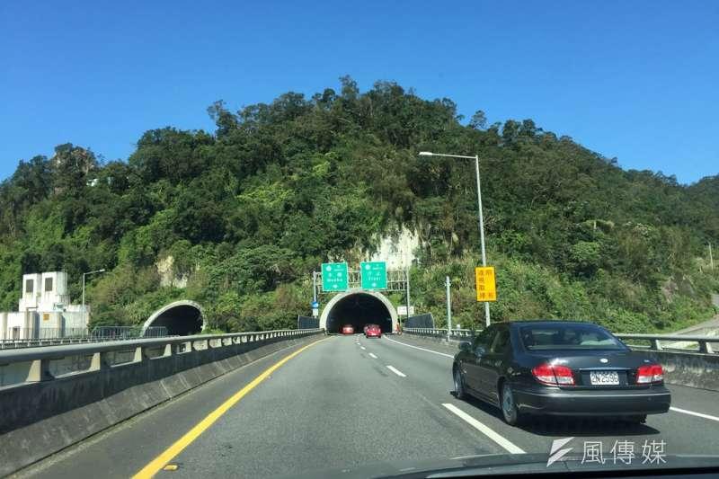 縱然工程技術會進步,但從雪隧的經驗仍可想像能高隧道的難度與問題。(資料照片,呂紹煒攝)