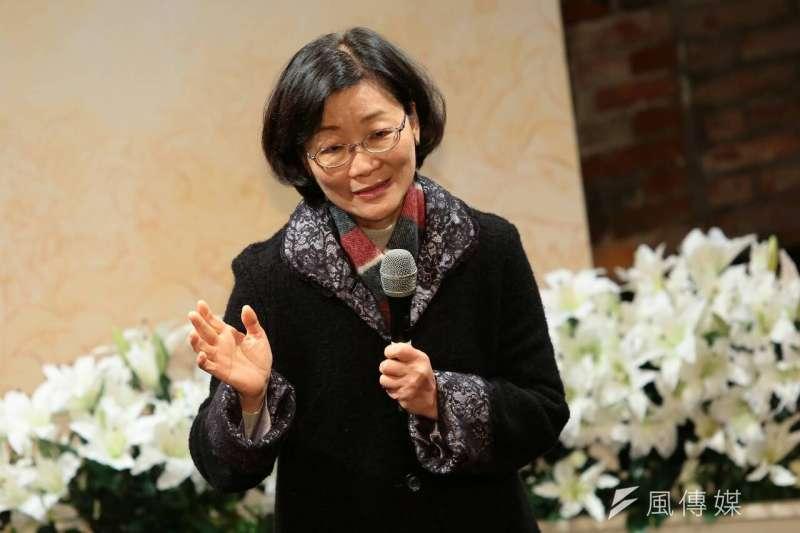 王清峰反駁紅十字會弊端,批評政院發言人童振源「空口說白話、任意污衊」。(資料照,顏麟宇攝)