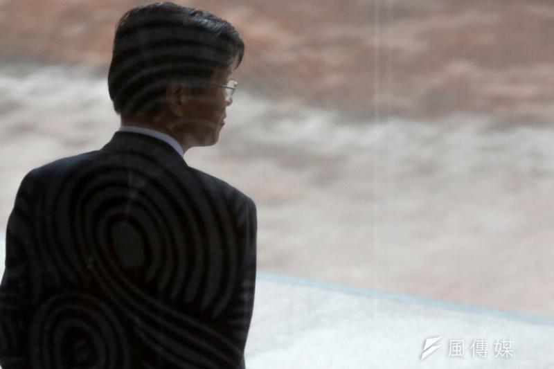 中研院長翁啟惠大概沒想到他有天會因為品德問題,引起那麼大爭議。(資料照/余志偉攝)