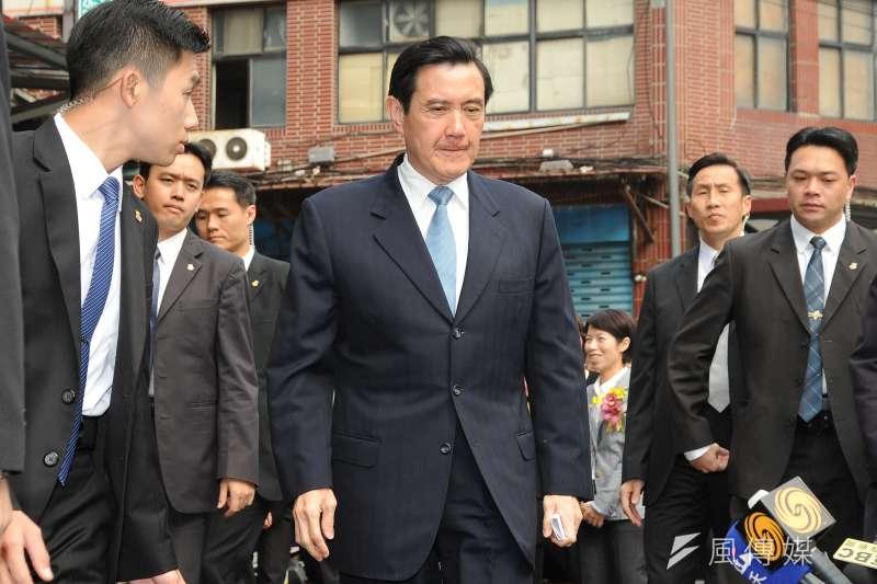 總統馬英九致函日本首相安倍晉三,感謝日本在台灣南台大地震時大力協助救災。(資料照片,林俊耀攝)