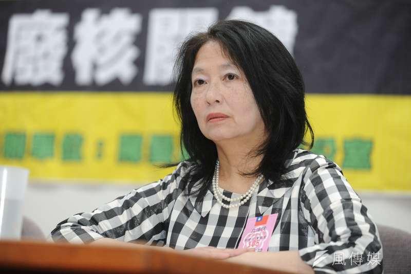 作家劉黎兒強調解禁日本核災地區食品輸台是有疑慮的,並且撰文回應質疑。(資料照,林俊耀攝)