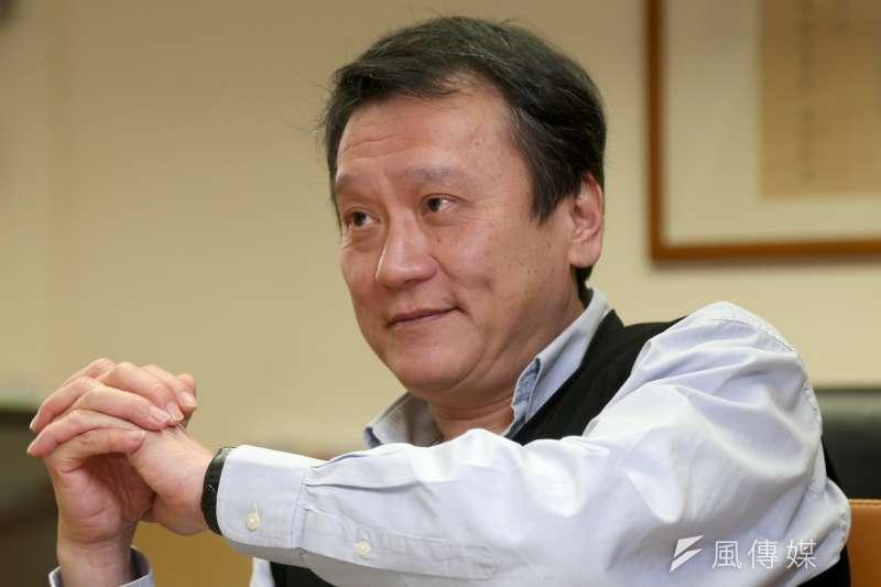 現任中研院經濟研究所特聘研究員的朱敬一,29日晚間以「台灣經濟不公平的前因後果」為題演講,討論台灣社會不公平的現象、以及可能的解決方法。(資料照,吳逸驊攝)