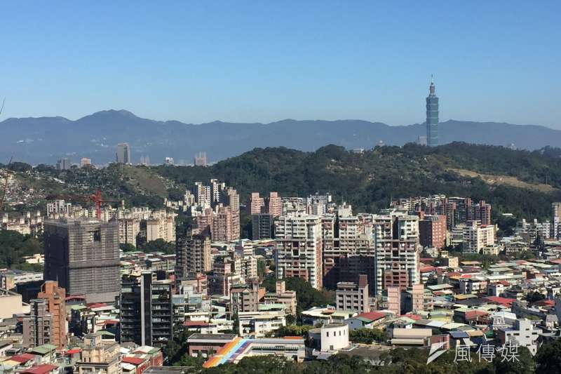 松山區為大台北議價空間最大的行政區,議價率為23.26%。(呂紹煒攝)