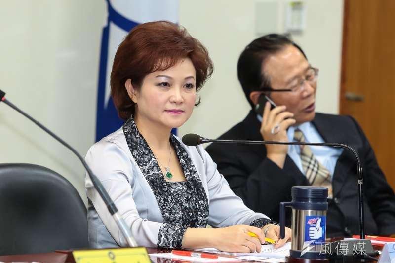 嘉義市議長蕭淑麗今(2)日宣布以無黨籍身分參選嘉義市長。(資料照片,顏麟宇攝)