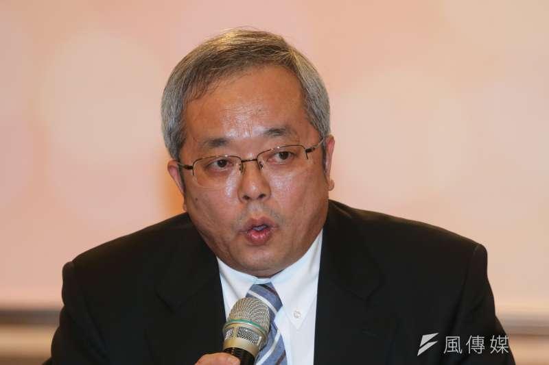 證交所董事長施俊吉表示,當沖降稅除了能吸引投機者外,也能引出正常股票買賣、吸引投資人回流,讓台股增量,同時有利證券商。(資料照,余志偉攝)
