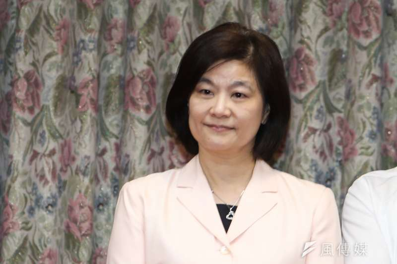 20160502-立法院.教育部次長林思伶(陳明仁攝)