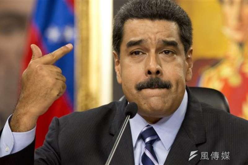 6年總統任期尚未過半,委內瑞拉已深陷「自為政變」(self-coup)危機。(資料照,美聯社)