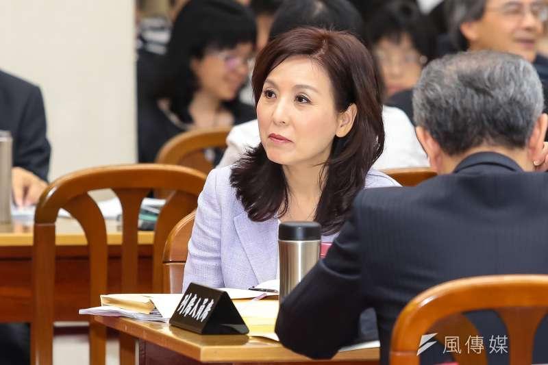 新光金控26日召開董事會,通過聘任李紀珠擔任總經理,李紀珠也將成為新光金控首任女性總經理。(資料照,顏麟宇攝)