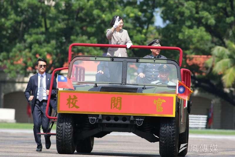 2016-06-16-蔡英文出席陸軍官校校慶04-顏麟宇攝