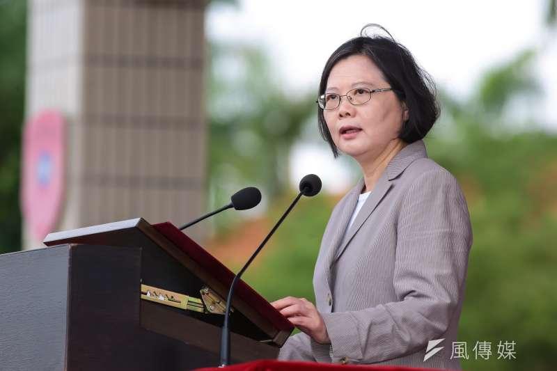 根據台灣民意基金會的新民調顯示,在台灣該不該加入聯合國的題項中,有高達8成5的民眾贊成台灣應積極爭取加入聯合國。(資料照,顏麟宇攝)