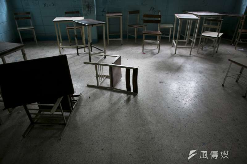 中國教育部9日宣布,全面暫停2020年度陸生赴台,我國教育部對此表示遺憾。示意圖。(資料照,美聯社)