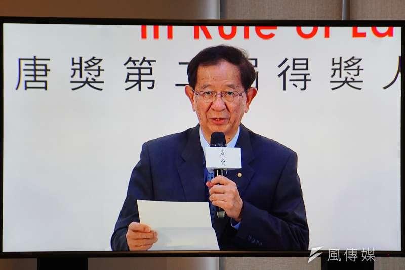 中研院前院長李遠哲。(資料照,盧逸峰攝)