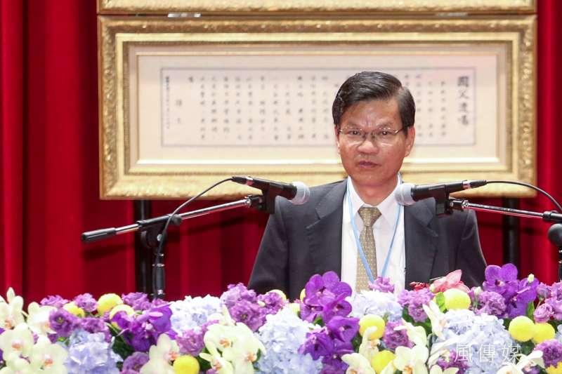 作者分析翁啟惠遭起訴一事,認為台灣司法往往忽略了「無罪推定原則」,而大眾也隨著媒體的片面資料隨之起舞。(資料照,陳明仁攝)