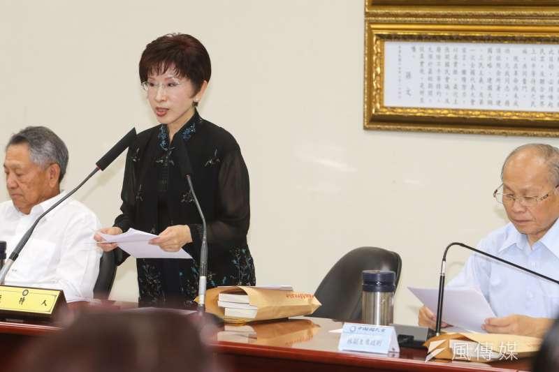 20160629-國民黨中常會,國民黨黨主席.洪秀柱.(陳明仁攝)