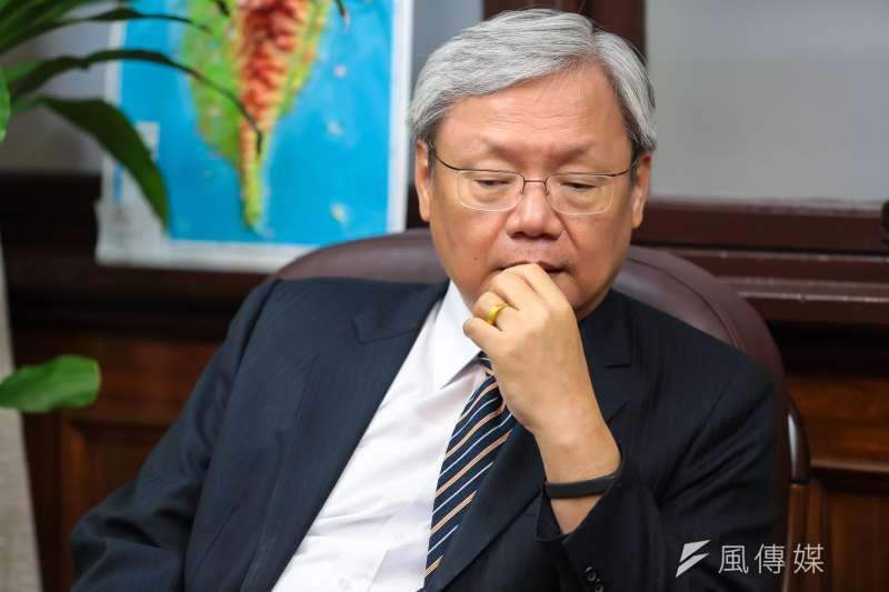 司法院副院長蘇永欽表示,司改會等草根性組織的出現,代表社會的進步,「政府的司法改革委員會,應該有民間NGO的聲音,但不該由他們主導。」(顏麟宇攝)
