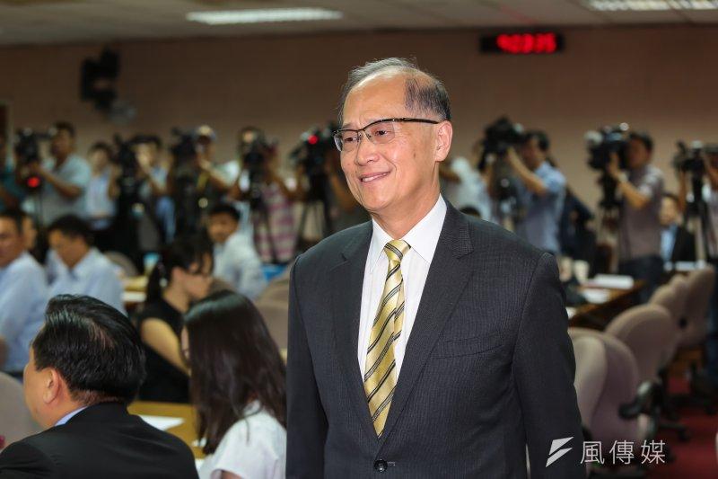 外交部長李大維著手進行外館整併及裁撤工作。(資料照片,顏麟宇攝)