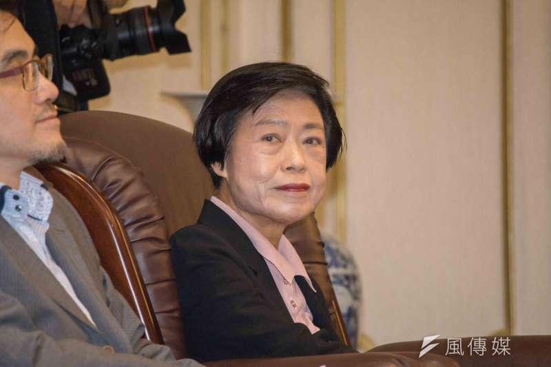 司法院前秘書長林錦芳於2月15日病逝,享壽68歲。(資料照,李振均攝)