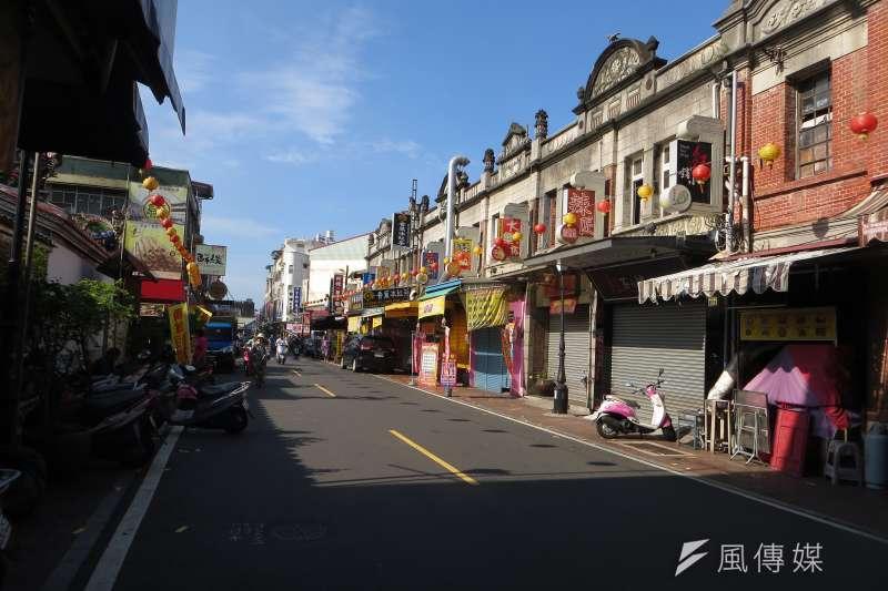 20160719-高雄旗山老街旁的大溝頂太平商場(楊伯祿攝)