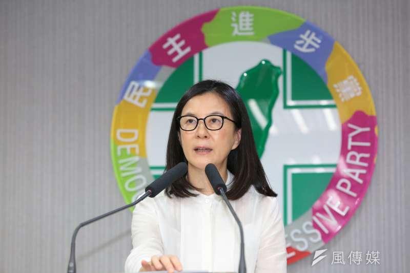 因為國民黨台南市議員謝龍介操盤,民進黨台南市議員邱莉莉痛失議長寶座。(資料照片,顏麟宇攝)
