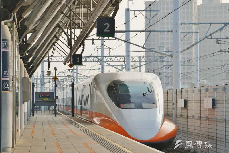 台灣高鐵12日宣布,1月25日至2月2日春節疏運期間,將加開南下4班、北上4班,總共8班列車。(盧逸峰攝)